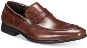 Kenneth Cole Reaction Men's Elekt Moc-Toe Penny Loafers Men's Shoes