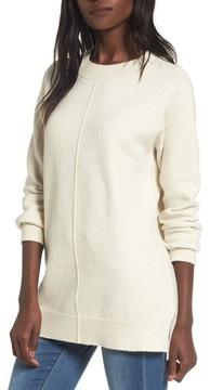 BP Women's Seam Front Tunic Sweater