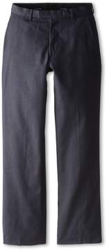 Calvin Klein Kids - Fine Line Twill Pant Boy's Dress Pants