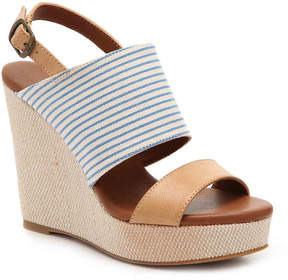 DOLCE by Mojo Moxy Women's Sailor Wedge Sandal