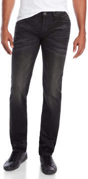 Cult of Individuality Greaser Slim Straight Fit Jeans