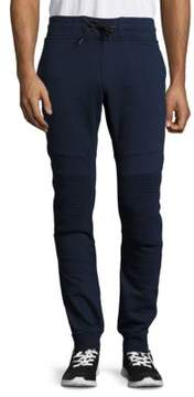 Madison Supply Cotton-Blend Ankle-Zip Sweatpants