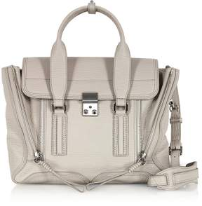 3.1 Phillip Lim Feather Leather Pashli Medium Satchel Bag