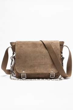 Zadig & Voltaire Ready-Made Suede Bag