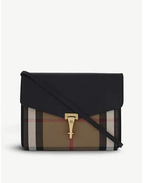 Burberry Macken cross-body bag - BLACK - STYLE