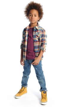 Appaman Stillwater Flannel Shirt