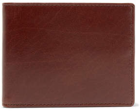J.Crew Leather Billfold Wallet