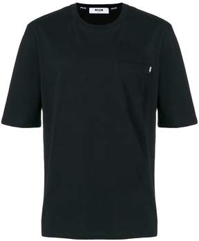 MSGM short-sleeve logo T-shirt