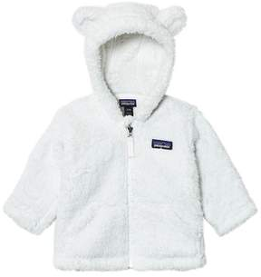 Patagonia Birch White Baby Furry Friends Hoodie