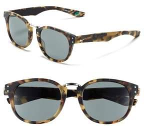 Nike Women's 'Achieve' 52Mm Sunglasses - Matte Tokyo Tortoise/ Silver