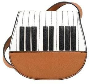 Mellow World Unisex Piano Saddle Crossbody Bag.