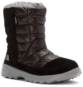 The North Face Winter Camp Waterproof Snow Boots.