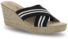 Easy Street Shoes Tuscany by Malone Women's Wedge Sandals