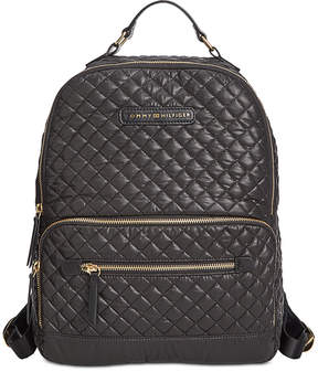 Tommy Hilfiger Alva Quilted Backpack