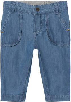 Mini A Ture Noa Noa Miniature Denim Blue Long Trousers