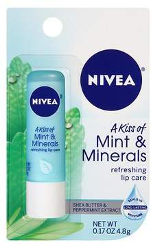 Nivea Lip Care A Kiss of Mint & Minerals Refreshing Lip Care