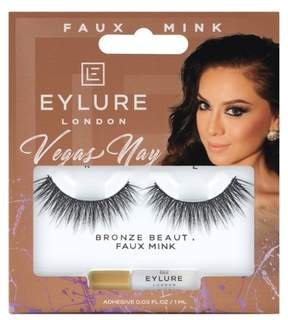 Eylure False Eyelashes Vegas Nay Luxe Collection Bronze - 1 ct