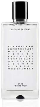 BKR Agonist No. 10 White Oud Perfume Spray, 50 mL