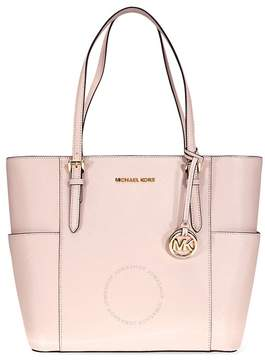 Michael Kors Jet Set Large Saffiano Leather Tote- Soft Pink - ONE COLOR - STYLE