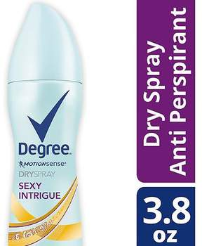 Degree Women Antiperspirant Deodorant Dry Spray Sexy Intrigue