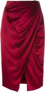 Camilla And Marc 'Mandolin' skirt