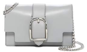 Anne Klein Peggy Leather Crossbody Bag