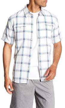 Quiksilver Waterman Collection Island Job Updated Regular Fit Shirt