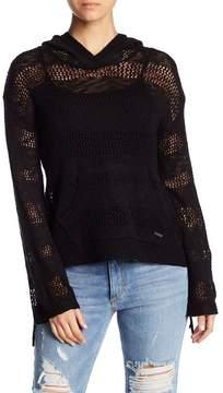 Billabong To The Limit Open Stitch Sweatshirt