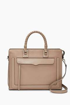 Rebecca Minkoff Bree Large Top Zip Satchel - ONE COLOR - STYLE