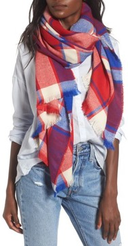 BP Women's Plaid Scarf