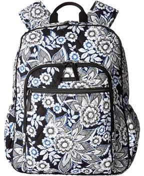 Vera Bradley Campus Tech Backpack Backpack Bags - SNOW LOTUS - STYLE