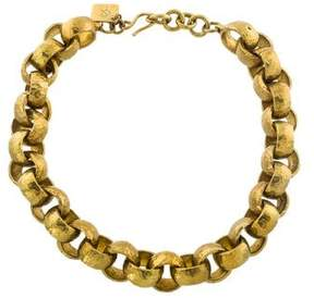 Ashley Pittman Chain-Link Necklace