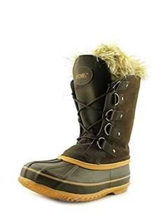 Khombu Womens Izzie Closed Toe Mid-calf Cold Weather Boots.