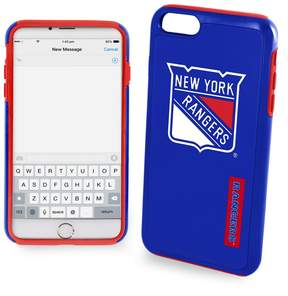DAY Birger et Mikkelsen Forever Collectibles New York Rangers Impact Dual Hybrid iPhone 7 Case