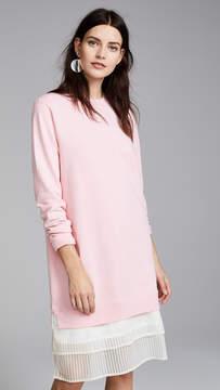 Clu Pleat Bottom Dress