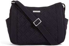 Vera Bradley On The Go Quilted Cross-Body Bag - CLASSIC BLACK - STYLE
