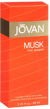 Jovan Musk Cologne Concentrate Spray For Women