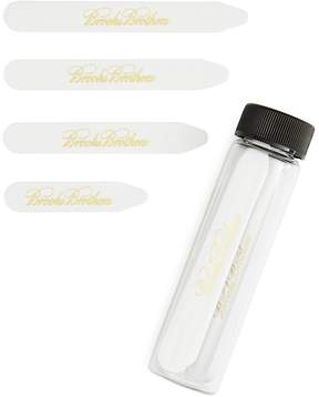 Brooks Brothers Plastic Collar Stays