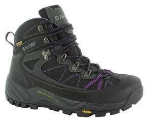 Hi-Tec Womens V-lite Altitude Pro Lite Closed Toe Ankle Combat Boots.