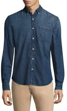 Joe's Jeans Sandoval Cotton Denim Shirt