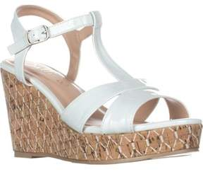 Callisto Womens Aspenn Open Toe Special Occasion Platform Sandals.