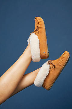 Emu Moonah Moccasin Slippers