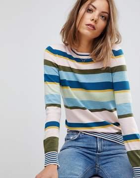 Esprit COLORFUL Stripe Sweater