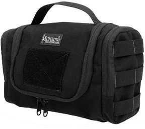 Asstd National Brand Maxpedition Aftermath Compact Toiletries Bag Black