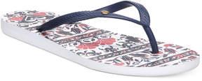 Roxy Bermuda Flip-Flop Sandals Women's Shoes