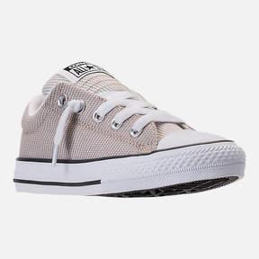 Converse Boys' Preschool Chuck Taylor High Street Ox Casual Shoes