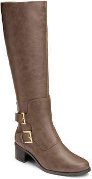 Aerosoles Women's Ever After Riding Boot