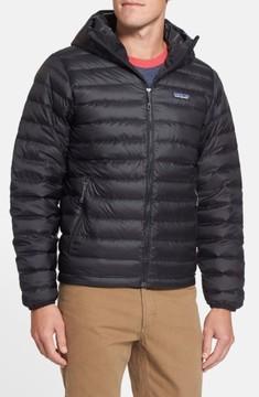 Patagonia Men's Packable Windproof & Water Resistant Goose Down Sweater Hooded Jacket