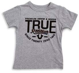 True Religion Little Boys Premium Goods Graphic Tee