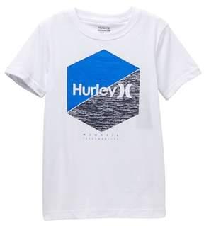 Hurley Two Times Tee (Big Boys)